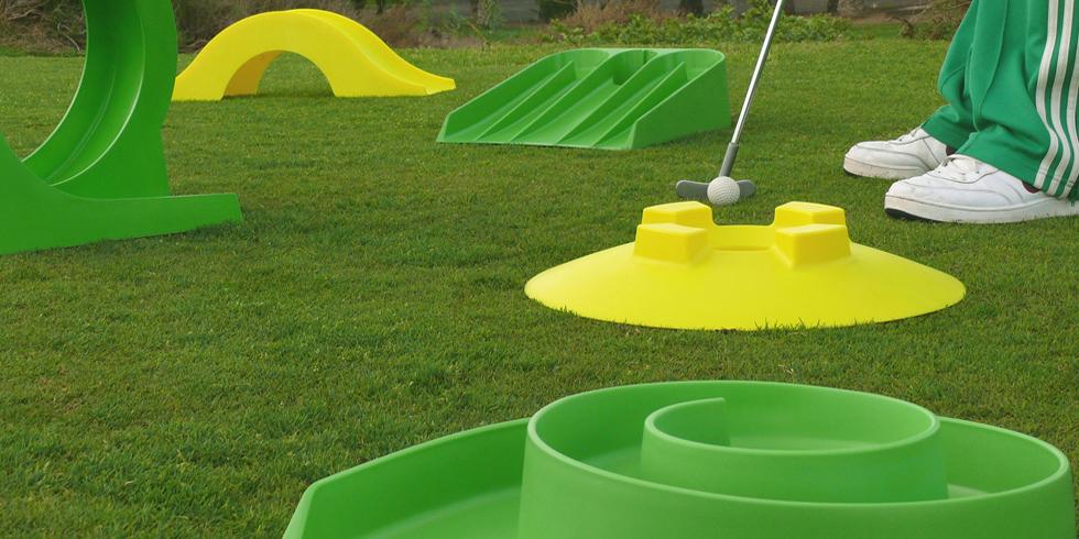 Verhuur Minigolf Set